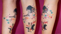 Aquí encontrarás los nombres más destacados e interesantes de la escena actual internacional del tatuaje.