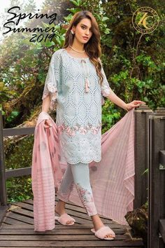 Lawn Suits, Silk Dupatta, Loom, Cover Up, Chiffon, Printed, Collection, Dresses, Fashion