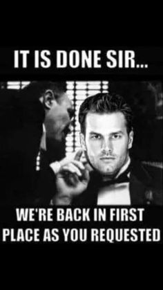You expected a different outcome? Huge mistake! #PatriotsNation #DriveForFive