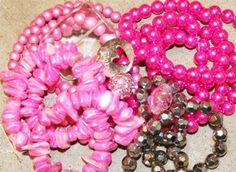 Billiga pärlor och smyckestillbehör för smyckestillverkning - lilla pärlan