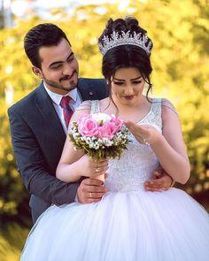 Wedding Couples, Wedding Bride, Wedding Photos, Wedding Dresses, Wedding Ideas, Classy Couple, Beautiful Couple, Cute Muslim Couples, Cute Couples