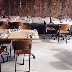 Perfect place. Love the food. ✌️ #love #leiden #restaurant #new #food #dinner #hotspot