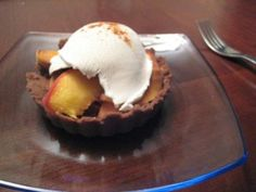 With summer fresh peaches, here is a pie that everyone will love and it is gluten-free with vegan variation.