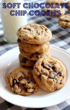 Baksugen: Chocolate Chip Cookies Recipe in swedish.
