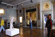 Montauban - Musée Ingres - Ancien Palais épiscopal du XVIIe siècle.