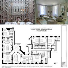 2211 Broadway 7NORTHWEST is a sale unit in Upper West Side, Manhattan priced at $12,250,000.