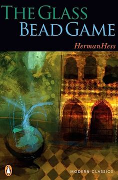 The Glass Bead Game by Herman Hesse - book cover