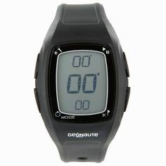 Reloj con cronómetro y cuenta atrás para natación
