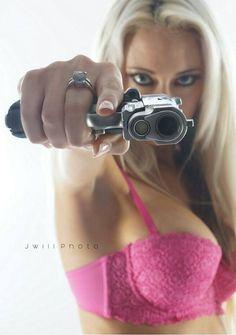 Girl With Gun follow me at : http://girlandguns.tumblr.com/