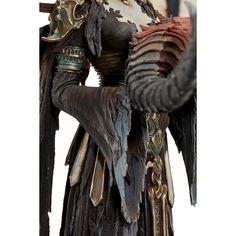 """Diablo Lilith 24.5"""" Premium Statue Diablo Lilith, Gaming Desk Mat, Call Her, Statue, Demons, Sculptures, Sculpture"""