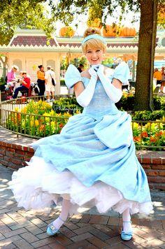 mydisneyadventures: Cinderella on Flickr.