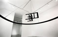 Bruce Nauman South American Circle, 1981 steel and cast iron 14 feet diameter Private collection