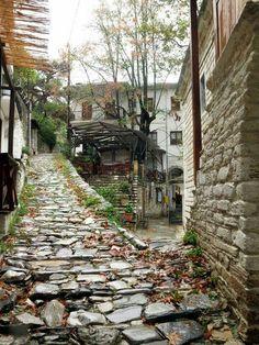 Makrynitsa village ~ Pelion mountain