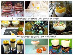9 DELICIOSOS POSTRES EN COPA O VASO, UN ACIERTO EN NAVIDAD   Cocinar en casa es facilisimo.com