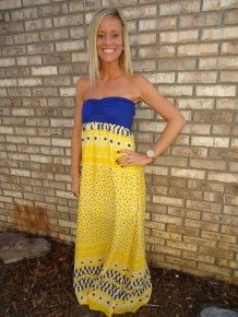 Mad About You Maxi Dress, Gate 28, Murray, Ky.