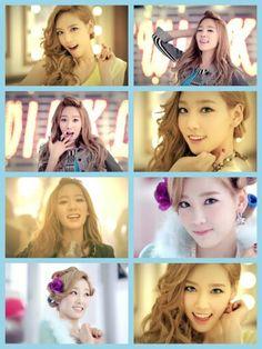 Girls' Generation-TTS-Twinkle (Kim Taeyeon)