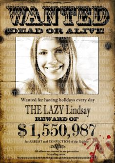 Wanted posters on pinterest poster poster templates and for Wanted dead or alive poster template free