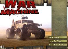 War Machine Kizi Online Game
