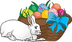 Easter-Bunny-and-Basket-Of-Eggs.png
