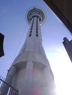 Sky Tower - #Auckland, #NewZealand