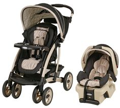 Baby Travel Systems Reviews - Car Seat Stroller Combination - Top rated travel system at Parenting.com
