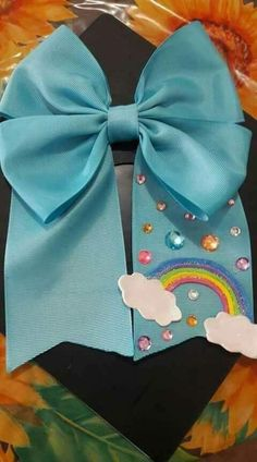 Toy Story Character Inspired Pink Hamm Disney Pixar Pig Hair Bow - List of the best Women's Hairstyles Ribbon Hair Bows, Diy Hair Bows, Diy Bow, Bow Template, Hair Bow Tutorial, Kids Hair Accessories, Boutique Hair Bows, Making Hair Bows, Cheer Bows