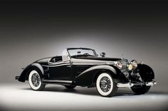 1939 Mercedes Benz 540 K Spezial Roadster.an older Mercedes! Mercedes Classic Cars, Bugatti Royale, Mercedes Benz Autos, Mercedes G500, Mercedez Benz, Vw Vintage, Roadster, Ford Gt40, Classic Motors