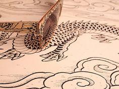 The Eyewear With A Dragon Tattoo Tattoo Themes, Animal Print Rug, Eyewear, Eye Tattoos, Dragon, Easy, Inspiration, Detail, Eye Glasses