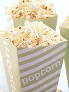 Popcorn holder template!