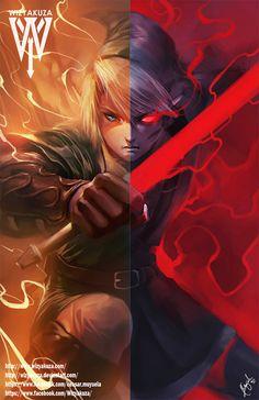 Link - Dark Link