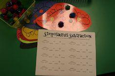 Mrs. Lee's Kindergarten- Dinosaur Centers