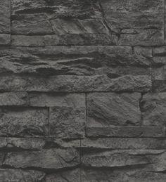 Papel pintado As Creation 707123 - Wood-n-Stone - papelpintadoeconomico.com