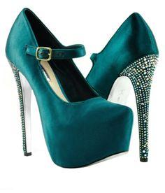 zapatos mujer H by Halston tacon rosalindre