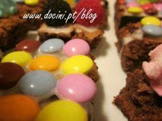 Brownies Coloridos