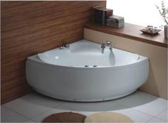 Jacuzzi Bathtubs for Two | Corner Bathtubs – Modern Portable Tubs Style Design Ideas By Jacuzzi