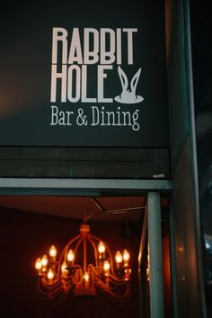 Sydney WeekendNotes - Rabbit Hole Bar & Dining, Sydney - Sydney