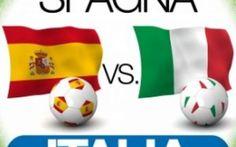 Stanotte c'è la grande sfida tra Spagna e Italia! #spagna #italia #nazionale