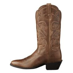 Cowboy Boots Heritage Western R Toe - Ariat  Love my Ariats!!! They are the best!