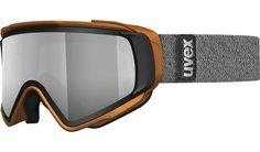 ski goggle, uvex JAKK TOP, copper mat