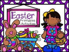 Easter Printables! blog.printableprompts.com