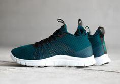 "#sneakers #news  Nike Free Hypervenom 2 ""Dark Turquoise"""