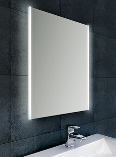 WB condensvrije spiegel Duo-Led 80x60cm