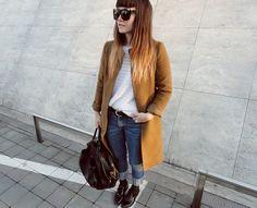 Veronika B. - shiny shiny shoes