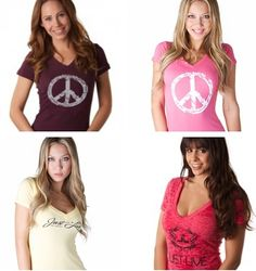 Ladies: Pick a color, any color!