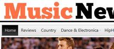 19 Wordpress Themes by Magazine 3 - Sixthlife Tech Magazines, Country Dance, Wordpress Theme, Blog