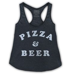 Pizza and beer! BMB teams up with our friends at Palmer Cash for this collaboration - PC print on our classic BMB triblend tank top. Best of both worlds.