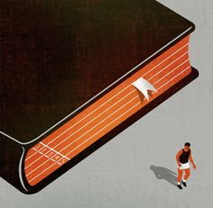 Editorial Illustrations by Francesco Bongiorni   Inspiration Grid   Design Inspiration
