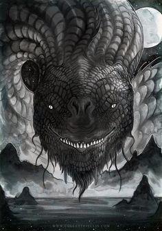 La serpiente del mundo GOD ΩF WAR