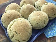 Pão de Batata Doce Sem Glúten e Sem Lactose