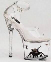 creepy creepy shoes
